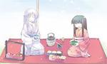 色素薄子さん4巻とMOON CHRONICLEの特別コラボ企画が開催中!