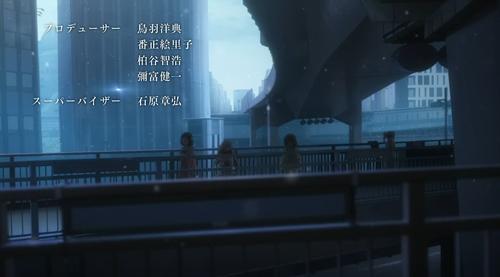 アイドルマスターシンデレラガールズ第01話 聖地巡礼