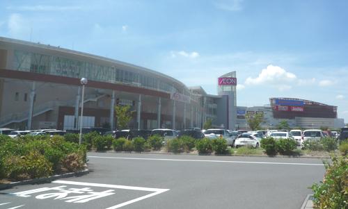 魔法少女まどか☆マギカ 聖地巡礼 埼玉県 イオンモール羽生