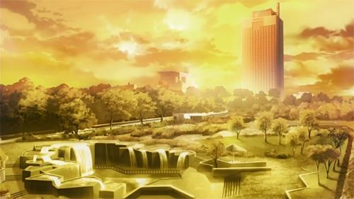 魔法少女まどか☆マギカ 聖地巡礼 群馬県 前橋公園