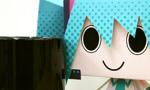 簡単に作れちゃう!初音ミクのデフォルメペーパートイが5月に発売予定!