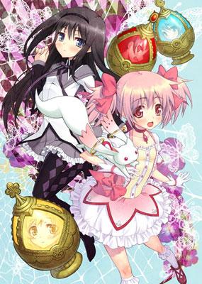 魔法少女まどか☆マギカがニトロプラスによって公式ノベル化!さらに特別版を夏コミで頒布!