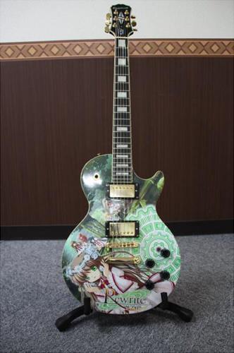 Key所属の折戸伸治さんが使用した『Rewriteギター』が405,000円で落札!