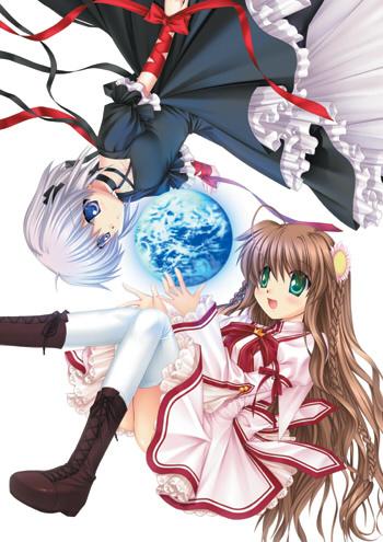 『Rewrite』の『パーフェクトビジュアルブック』が11月30日に発売決定!