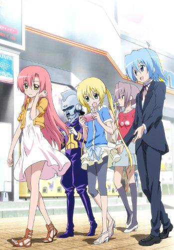『劇場版ハヤテのごとく!HEAVEN IS A PLACE ON EARTH』が新作アニメーパートを加えてBD&DVDで発売決定!