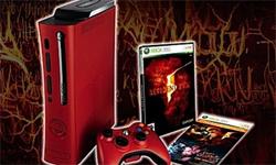 赤いXbox360が正式発表
