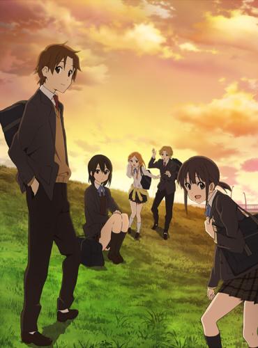8月17日に『ニコニコ生放送』にて、TVアニメ『ココロコネクト』を1話から5話まで一挙放送!