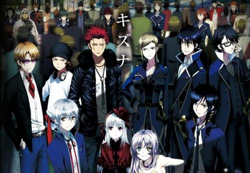 TVアニメ『K』が年末年始に『バンダイチャンネル』、『AT-X』にて一挙放送決定!