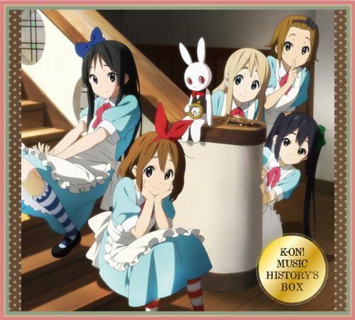 2万円近くの『けいおん!』CDボックスセットが約1万枚売り上げオリコン10位にランクイン!